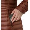 Arcteryx W's Nuri Coat Garnet Copper
